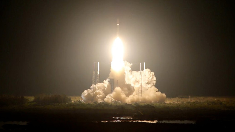 Revolutionary Weather Satellite Successfully Launches at Kennedy Space Center