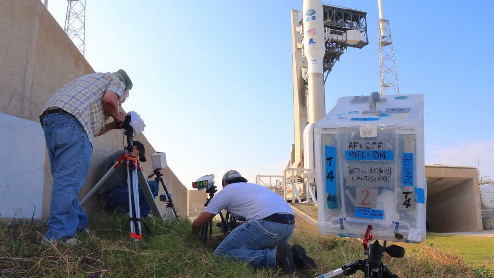 Innovation on the Launch Pad: How Media Capture a NASA Rocket Launch