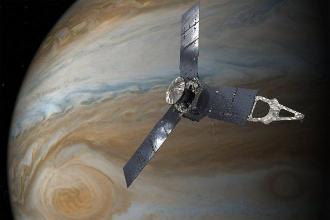 Jupiter, Get Ready for Your Close-up