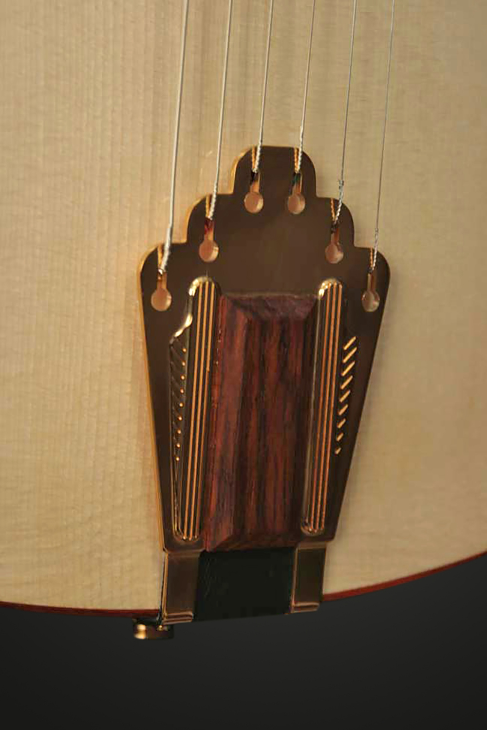 ARCHTOP GYPSY TAILPIECE