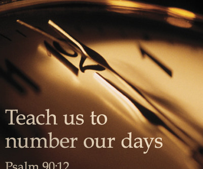 Numbered and Fulfilled Days  - Psalm 56