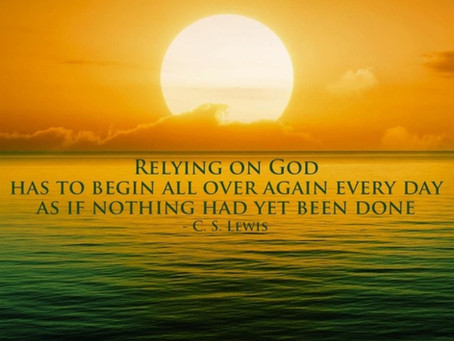 Relying on God- 2 Corinthians 1:8-9