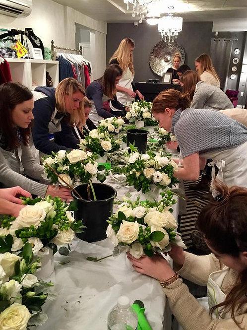 North Street Floral Design Workshop
