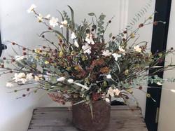 custom faux arrangement