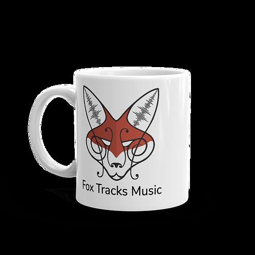 Fox Tracks Mug