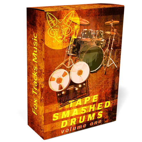 TAPE SMASHED DRUMS VOL 1