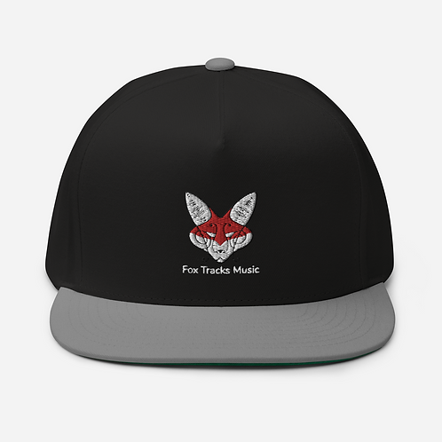 Fox Tracks Cap (4 Colors)