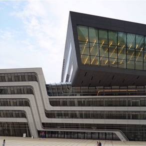 """Library and Learning Centre of Vienna University of Economics and Business"""