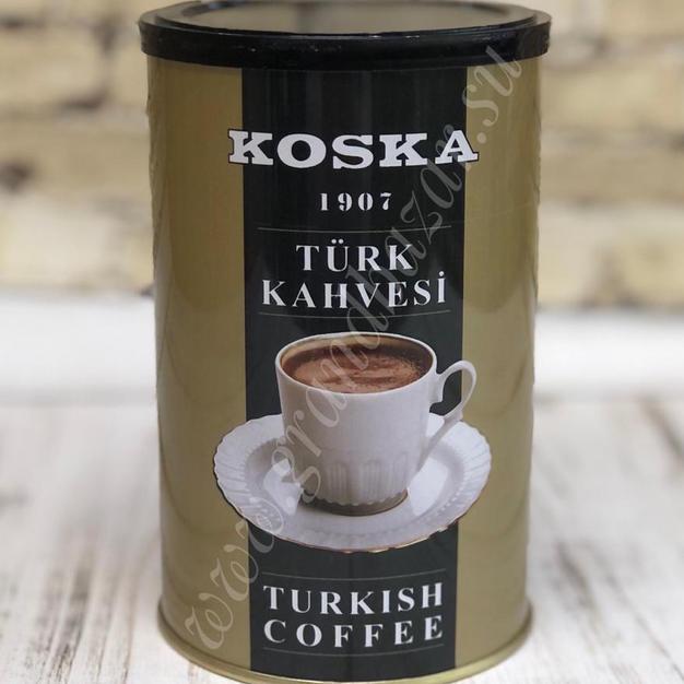 Кофе турецкий молотый 250гр