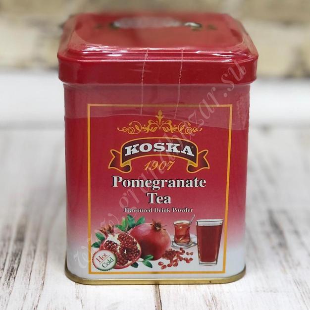 Чай гранатовый 250гр