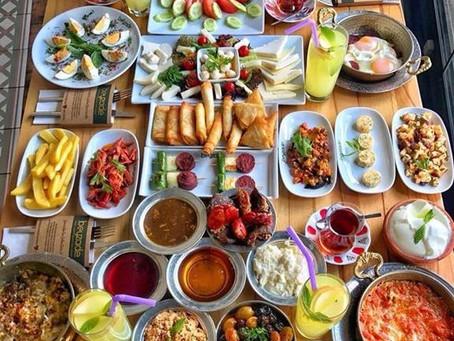 Все, что нужно знать о полном турецком завтраке