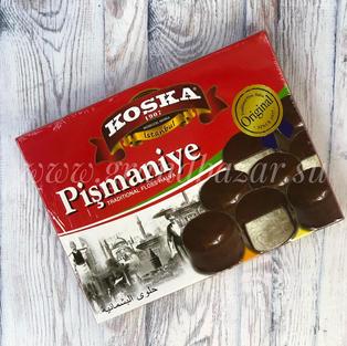 Пишмание сахарная вата в шоколаде 225гр.