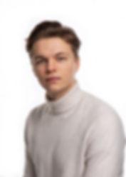 Мужской бизнес портрет на белом фоне смотреть в портфолио от фотографа Борислав