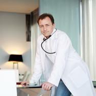 Делвой портрет врача