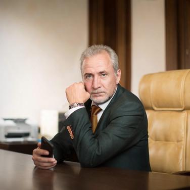Съемка бизнес  | деловой портрет в офисе