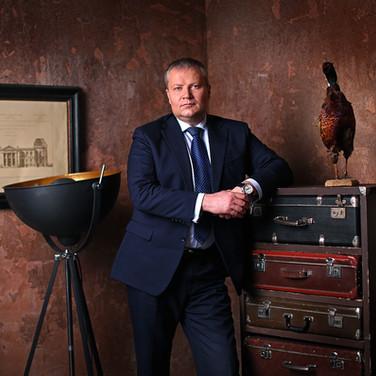 Бизнес портрет, Алексей Коновалов