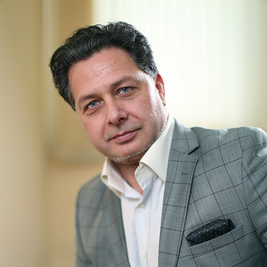 Мужскоий бизнес портрет от Борислав - Легко и быстро
