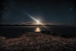 Point Arena Moon1
