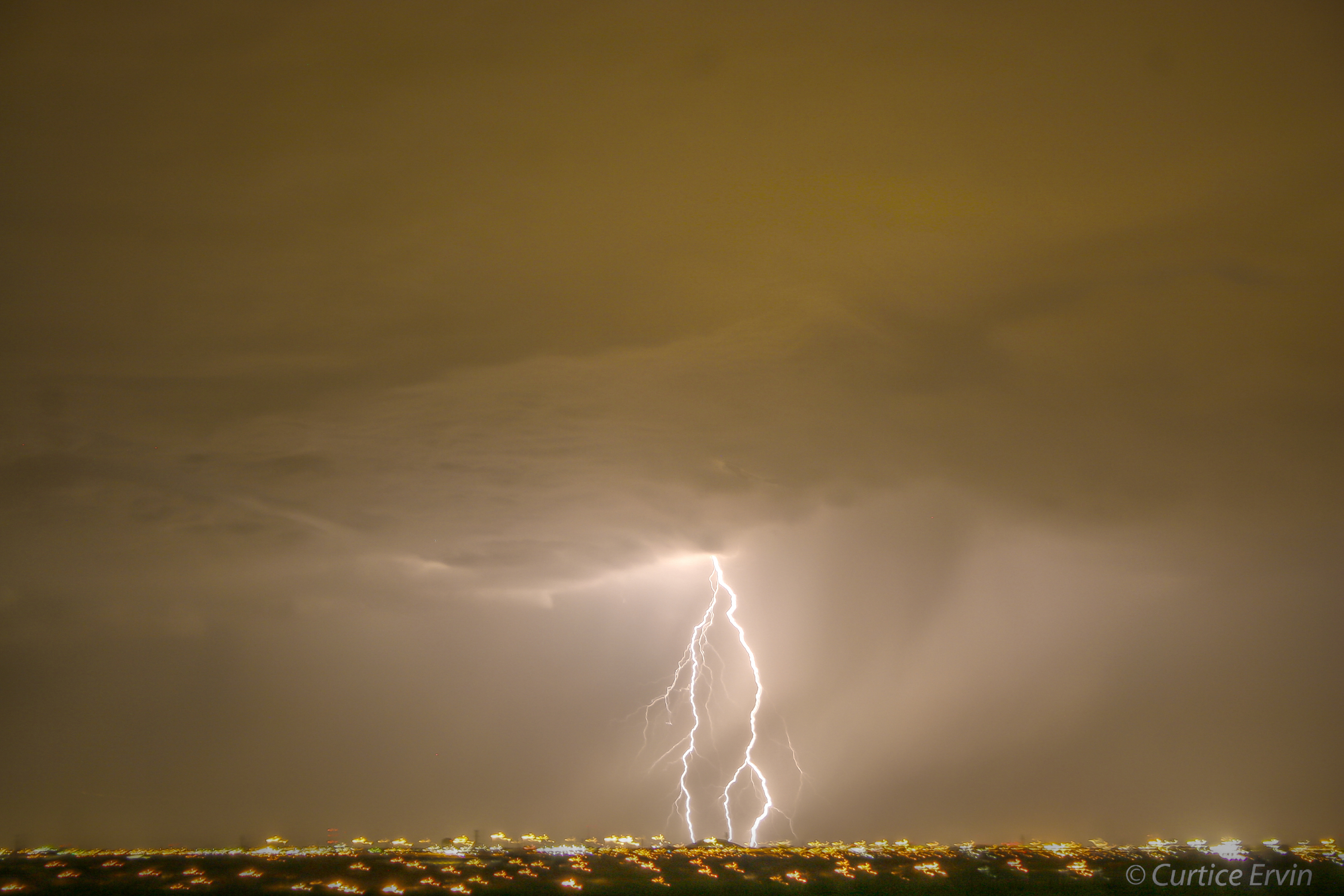 Joe Pool Lake Storms (2)