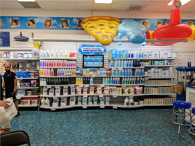 Saint Cloud Florida Pool Supply Store For Sale