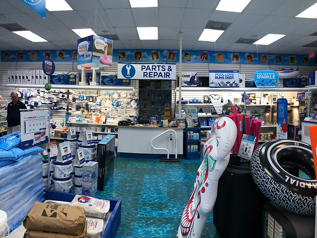 Fort Lauderdale Swimming Pool Store For Sale