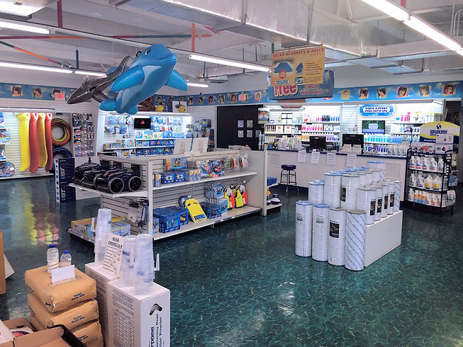 Pompano Beach Swimming Pool Store For Sale