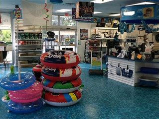 Nearly $250,000 Net Profit...Pool Supply Store W/Route!!