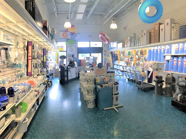 Palm Coast Swimming Pool Store For Sale