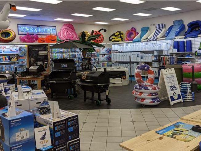 Titusville Swimming Pool Store For Sale