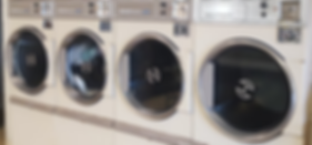 Coin Laundry Dryers