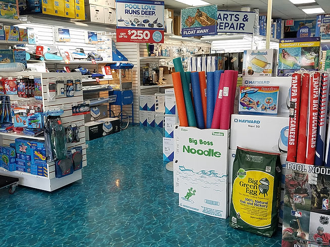 Tampa Florida Swimming Pool Store For Sale