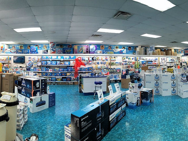 Hollywood Swimming Pool Store For Sale