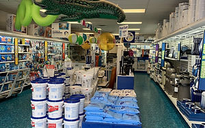 Sebastian Pool Store For Sale in Florida