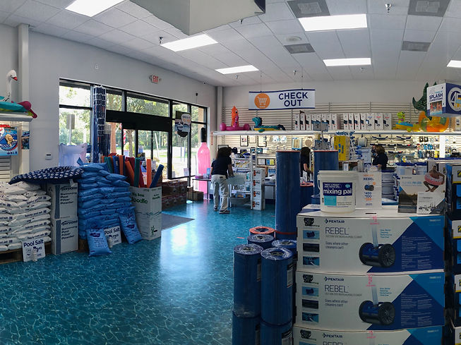 Ocala Swimming Pool Store For Sale