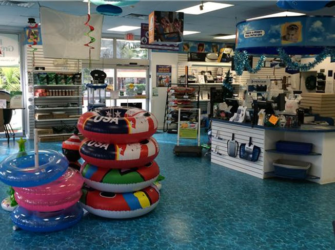 Valrico Tampa Swimming Pool Store For Sale