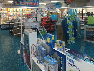 Pool Supply Store For Sale in Citrus County Florida