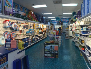 Long Established Pool Supply Store with Proven Track Record!