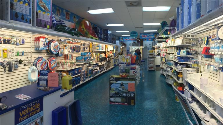 Pool Supply Store For Sale in Osprey Florida, Near Sarasota