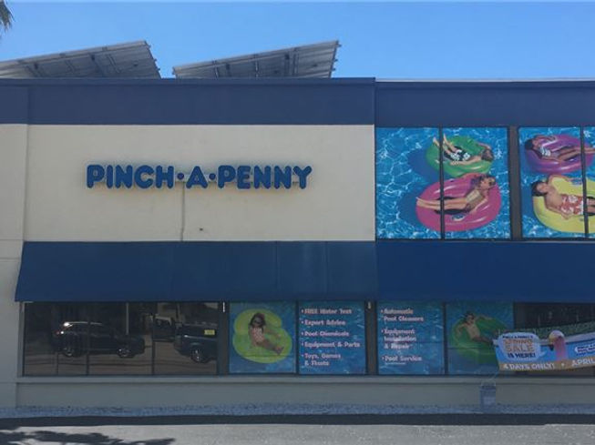 St Petersburg Florida Swimming Pool Store For Sale