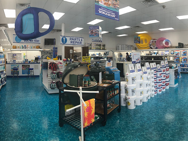 The Villages Florida Swimming Pool Store For Sale