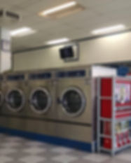 Laundromat Coin Machines