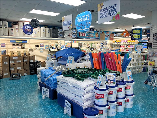 Fort Myers Florida Pool Supply Store For Sale