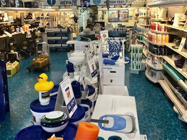 Tampa Swimming Pool Store For Sale