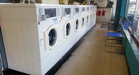 Coin Laundry Washing Machinses