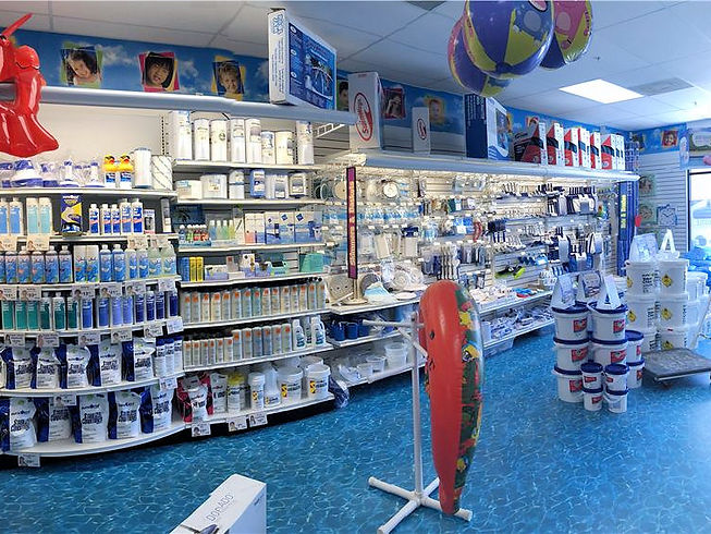 Naples Florida Pool Supply Store For Sale