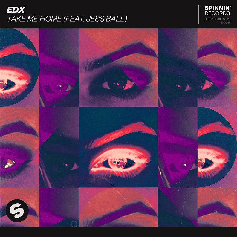 EDX - Take Me Home (feat. Jess Ball) SPI