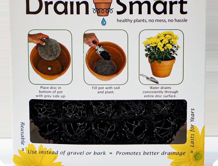 Drain Smart Planting Discs