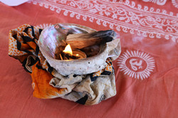 Sacred practices shared in circle