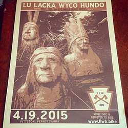 We are just over one month till the Lu Lacka Wyco Hundo begins and we are hard at work getting ready