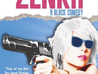 """An Interview vith Zenka - the vonderful STAR of the block-buster """"Zenka"""" (You vill be big"""